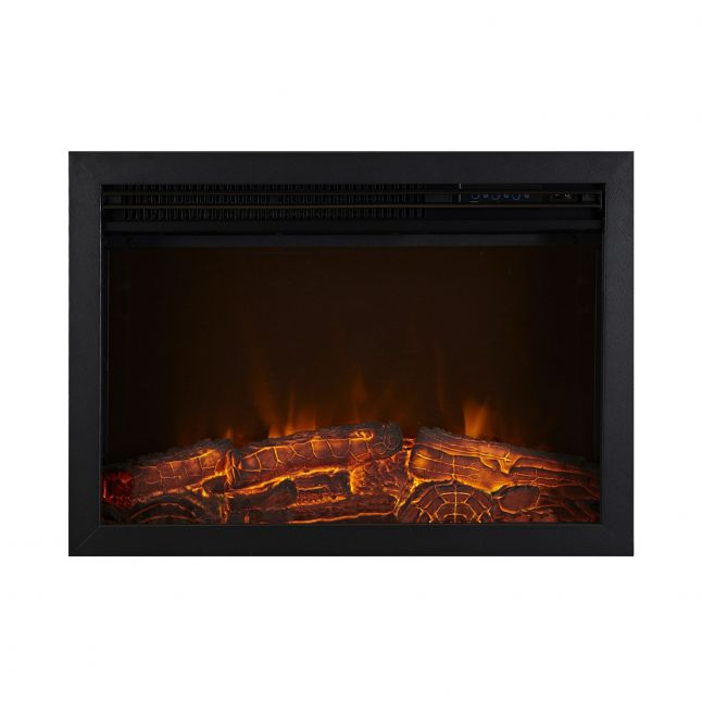 Medford Wall Inset LED Fire