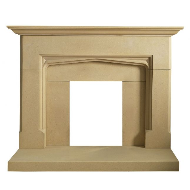 Applemore Fireplace Doulting Stone