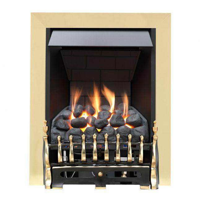 Chewton Blenheim Brass & Black