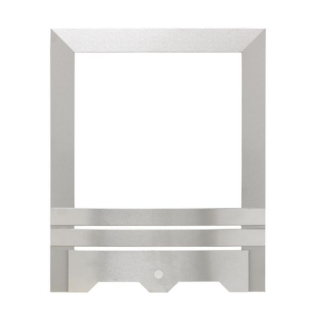 Contemporary Brushed Steel