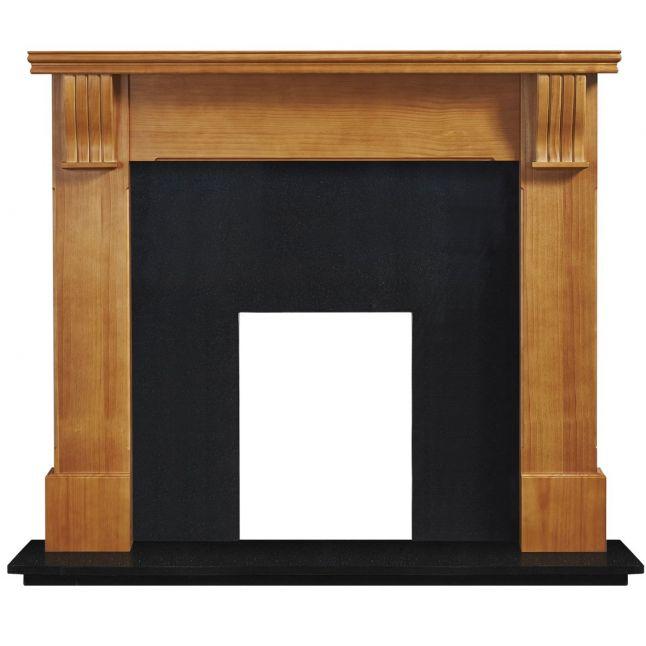 Dartmoor Fireplace