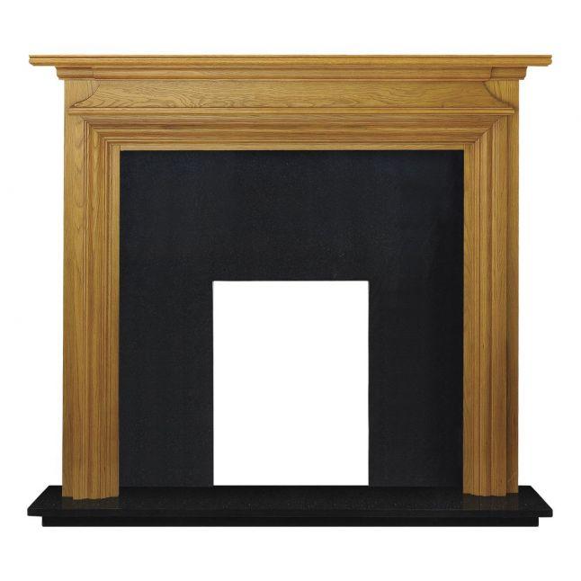 Dawlish Fireplace Oak Veneer