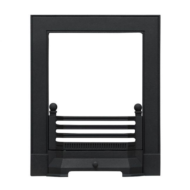 Edwardian Black Cast Frame