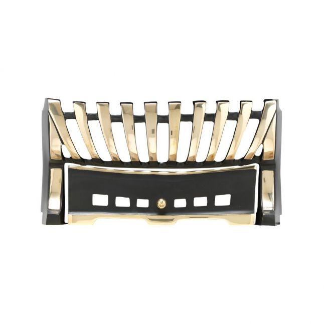 Elegance Brass & Black Fret