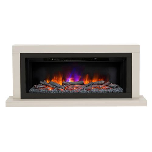 Be Modern Elyce Grande Electric Fire Suite