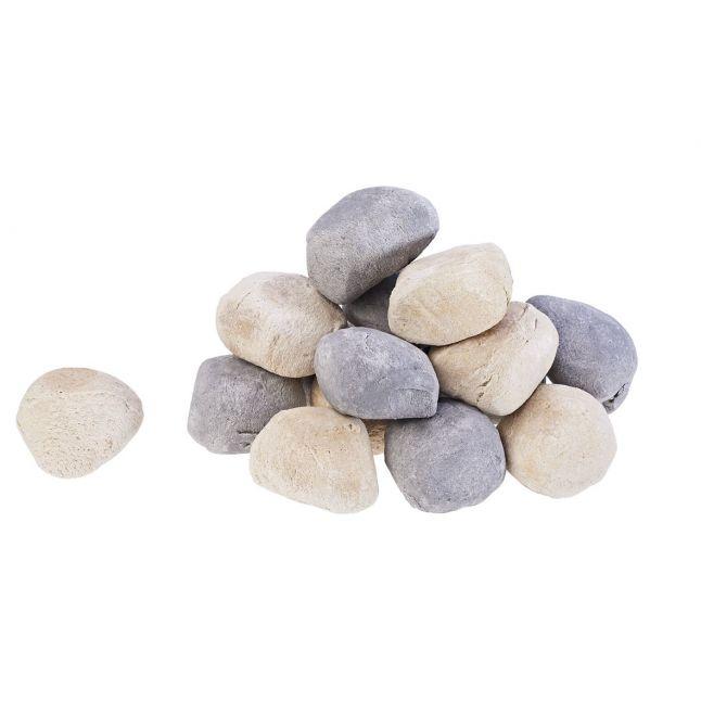Full Depth Pebbles - 16 Moulded