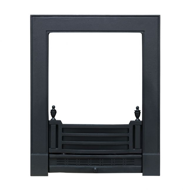 Finsbury Black Cast Frame