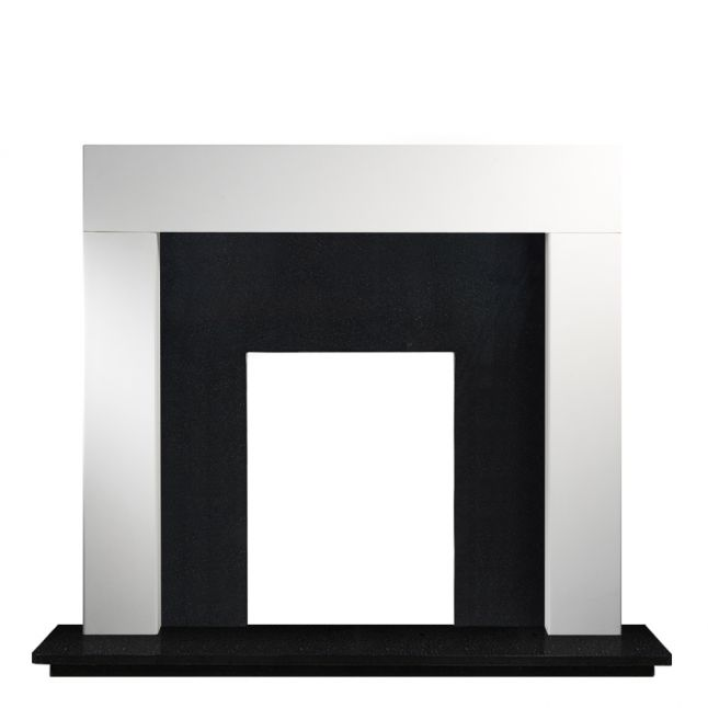 Gabwell Agean Limestone Fireplace Suite