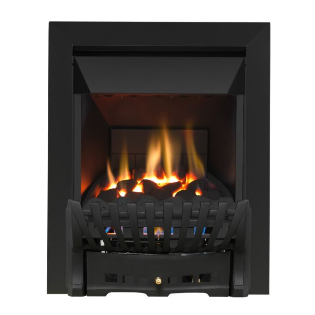 Grosvenor Elegance Black High Efficiency Gas Fire