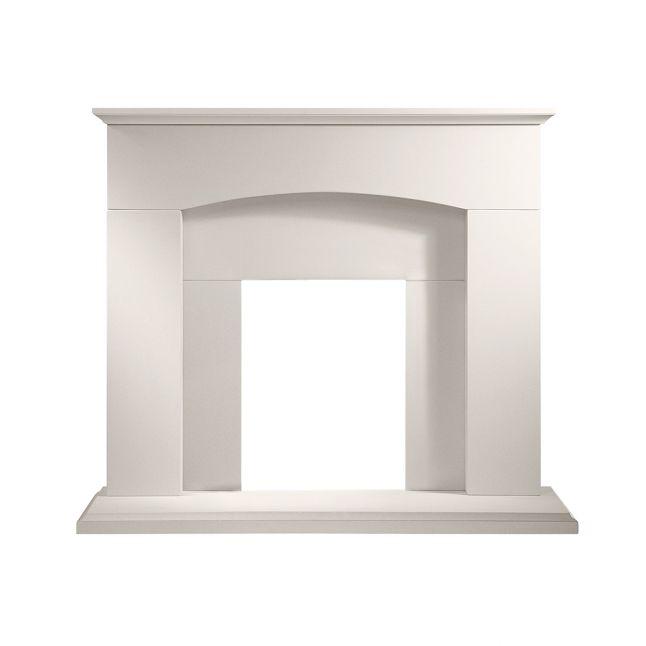 Kingsbridge Portuguese Limestone Fireplace Suite