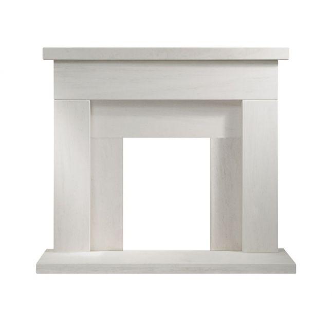 Pendeen Portuguese Limestone Fireplace