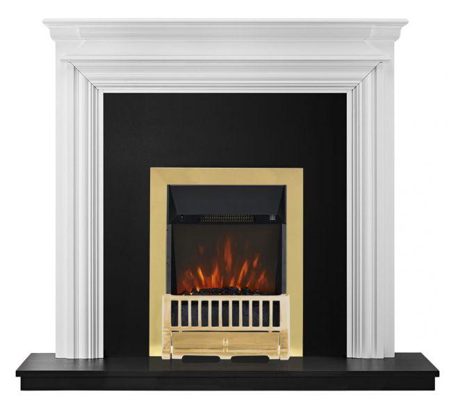 Regent Farlam Electric Fireplace Suite