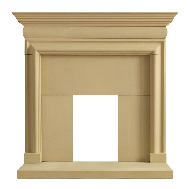 Taunton Fireplace Doulting Stone
