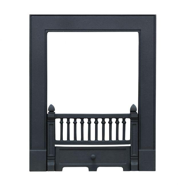Victorian Black Cast Frame
