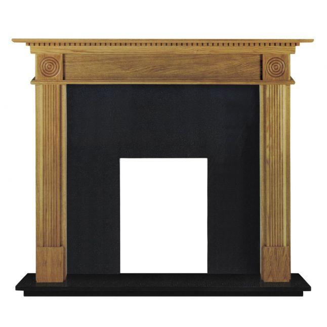 Waybridge Fireplace Oak Veneer