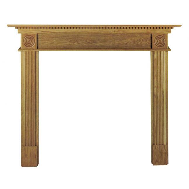 Waybridge Fireplace Surround Oak Veneer