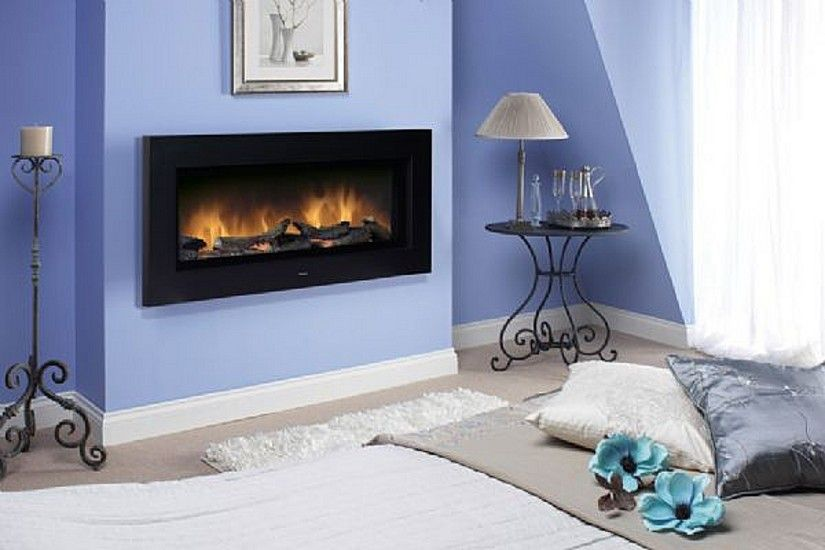 advantages of electric fire