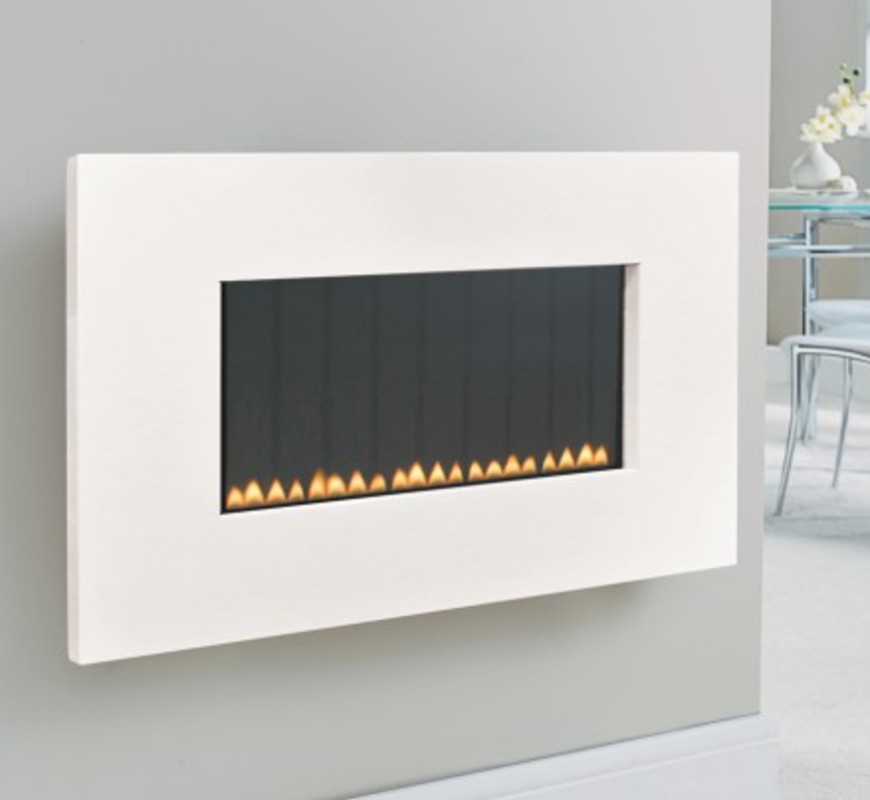 flueless gas fire available from Superior Fires