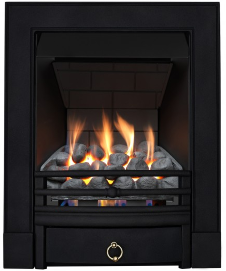 wall mounted gas fire available from Superior Fires