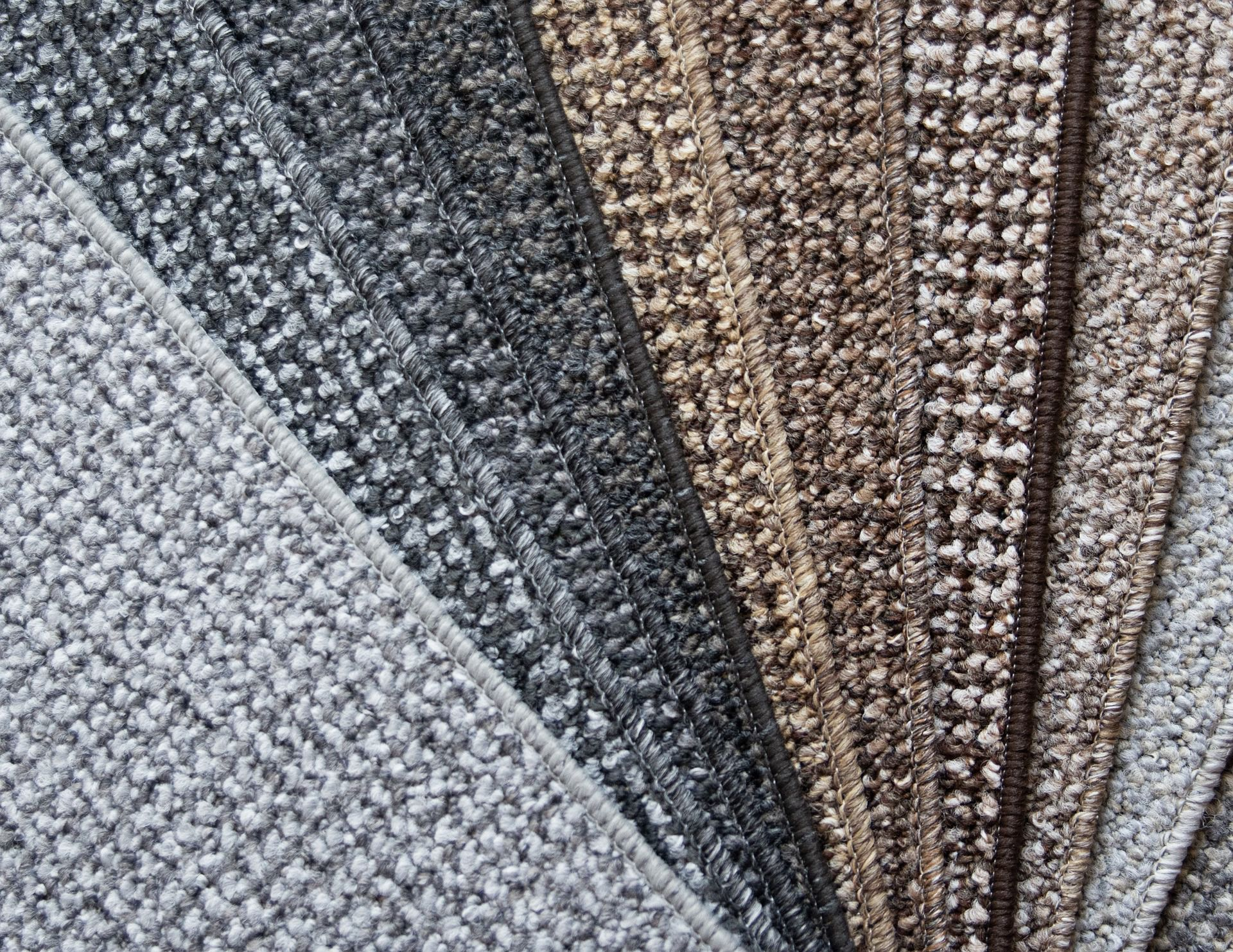 A selection of rugs.