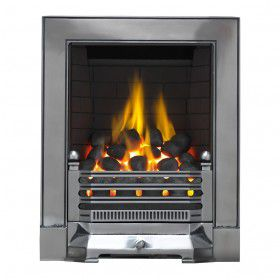 A gas fire from our extensive range
